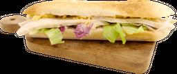 Sándwich Caesar