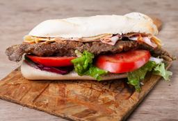 Sándwich de e Milanesa Completo
