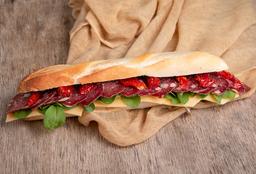 Sándwich Gourmet de Salame