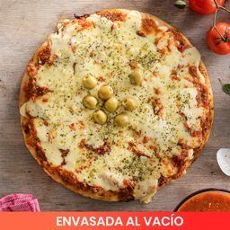 3x2 Pizza Muzzarella & Napolitana