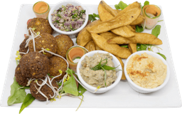Falafel Party para 4