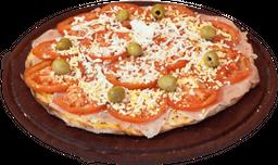 Pizza primavera grande