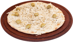 Pizza de fugazzeta rellena simple grande