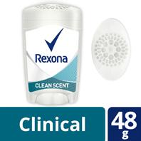 Rexona Desodorante Antit Clinical Clean Fresh