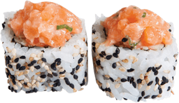 Salmón - Tataki Rolls