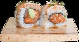 Salmon Madness Roll