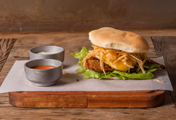 Sándwich de Milanesa Especial
