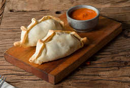 Empanada de Pollo Al Curry