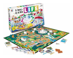 Hasbro el Juego de la Vida Life Clásico Original
