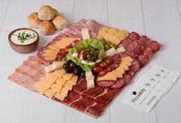 Promo Rappi- Picada Gourmet Grande