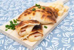 Empanadas Jamón & Queso Mangiamo x 3