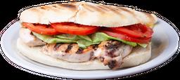 Sándwich de Milanesa de Pollo
