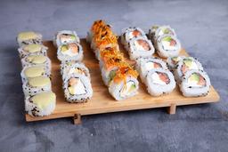 🍣Mes del Amigo - Combo Sushi Bunka x 45 U