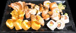 Sushi combinado premium 30 piezas