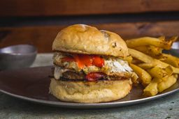 Burger Marilyn Morrón