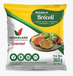 Veggieland Medallón de Brócoli y Amaranto
