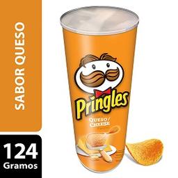 Pringles Papas Fritas Queso