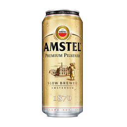Cerveza Amstel 473 mL