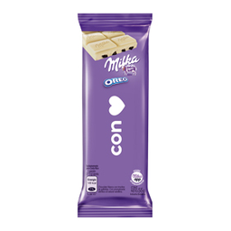 Chocolates Milka Oreo Blanco 55 g