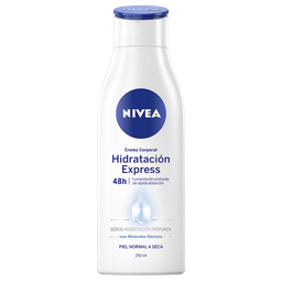 Crema Corporal Nivea Hidratación Express 246 g