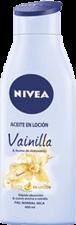 Crema Corporal Nivea Body Fragances Vainilla  400 mL