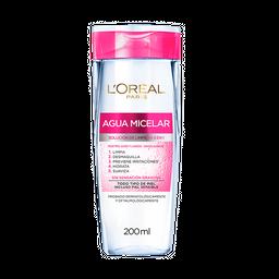 Agua Micelar L´Oréal Paris Hidra Total 5 X 200Ml