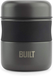 Built Ny Food Recipiente Jar Charcoal Capacidad 296 mL