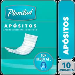 PLENITUD APOSITO aposito x10u