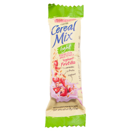 Cereal Mix en Barra Ligth Yogurth Frutilla 28 g