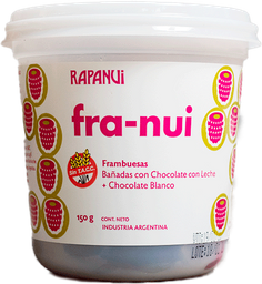 Franui Chocolate Leche & Blanco