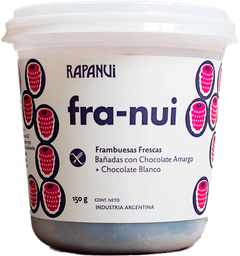 Franui Chocolate Amargo & Blanco