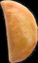 Empanada de Porotos Negros y Queso