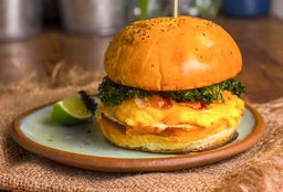 Sandwich Bacon & Egg