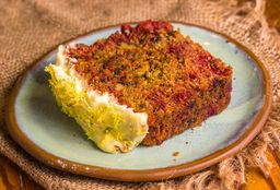 Red Carrot Cake