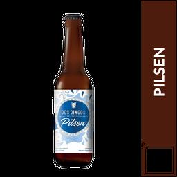 Dos Dingos Pilsen 355 ml