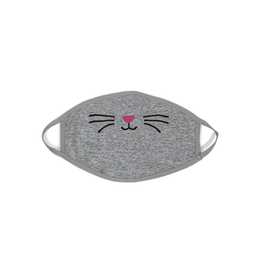 Todo Moda Cubre Boca Con Bolsillo Cute Little Cat