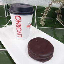 Combo Alfajor de Choco & Café