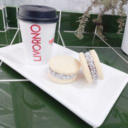 Combo Alfajores de Maicena Choco & Café