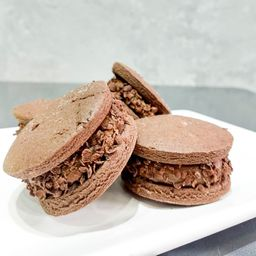 Alfajor de Maicena & Chocolate