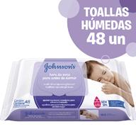 Toallitas Húmedas Johnson Baby Dulces Sueños 48 U