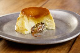 Flan Volcánico