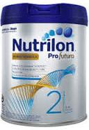 NUTRILON 2 PROFUTURA lata x 800 g