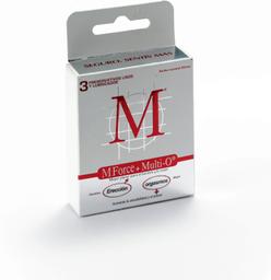 """M"" M-FORCE + MULTI-O profilactico x3u"