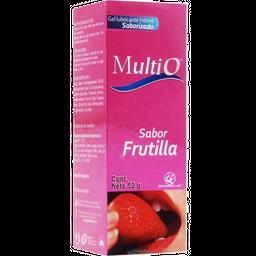 MULTI-O Frutilla gel x 50 g