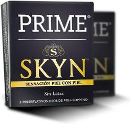 Preservativo  Prime Skyn x 3 U