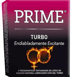 PRIME TURBO profilactico x3u