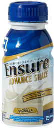 ENSURE ADVANCE SHAKE Vainilla env.x 237 ml