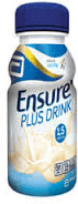 ENSURE PLUS DRINK Vainilla env.x 237 ml
