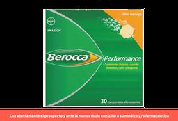 BEROCCA PERFORMANCE comp.efer.x 30