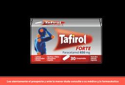 Tafirol Forte X 30Un